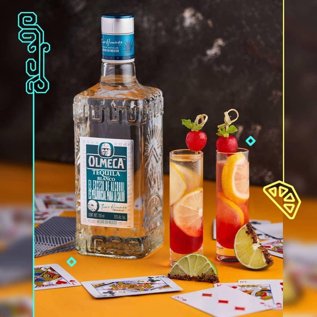 olmeca tequila shot recipe