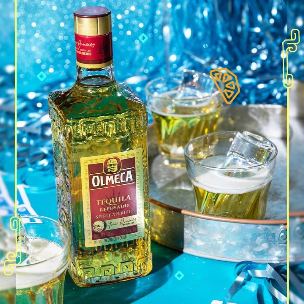 olmeca tequila submarine cocktail